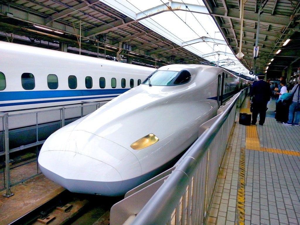 En savoir plus sur le Shinkansen