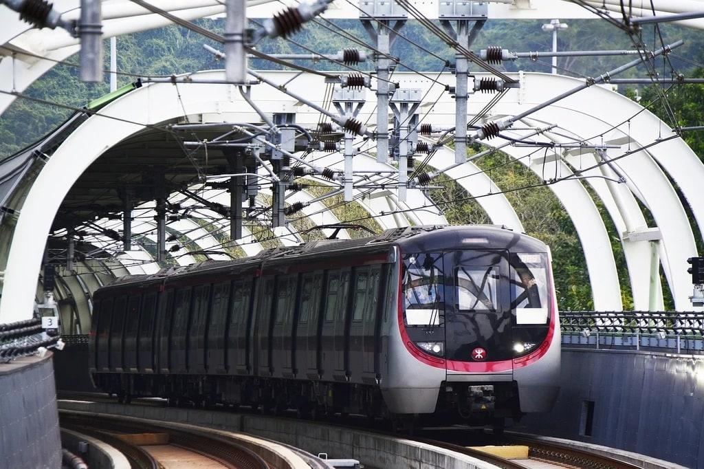 Les différents types de trains