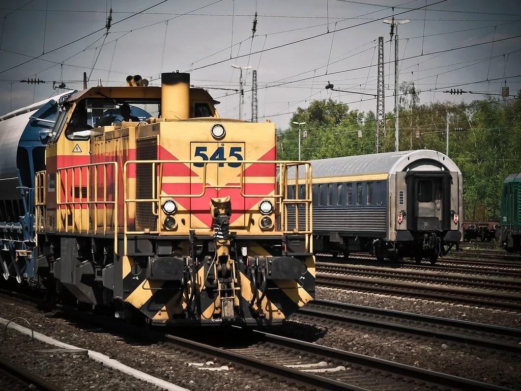Les avantages des trains de fret